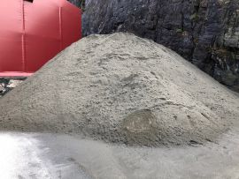 Natural sand 0-1m
